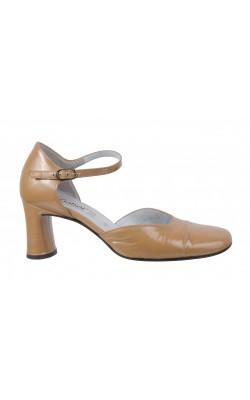 Pantofi piele lacuita Gabor, marime 38