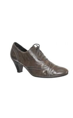 Pantofi piele lacuita Kennel und Schmenger, marime 39