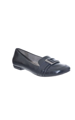 Pantofi piele lacuita Life Stride soft system, marime 39 calapod lat