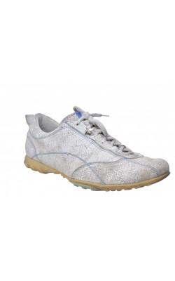 Pantofi sport din piele naturala, marime 39