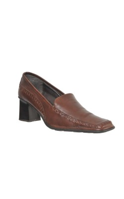 Pantofi piele naturala 5th Avenue, marime 40