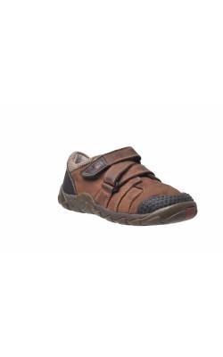 Pantofi piele naturala Clarks, marime 27