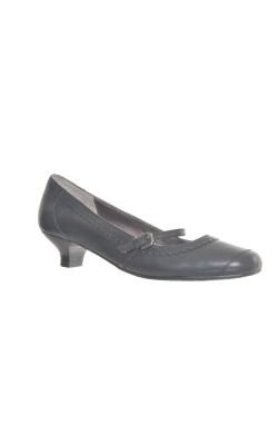 Pantofi piele naturala Clarks, marime 38