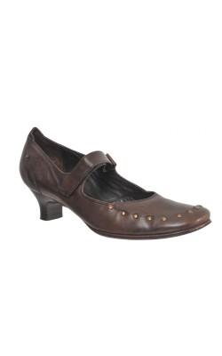 Pantofi piele naturala Everybody by BZ Moda, marime 38