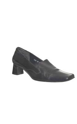 Pantofi piele naturala Giorgio Vertucci by Domeno, marime 39