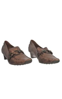 Pantofi piele naturala Hoegl, marime 41