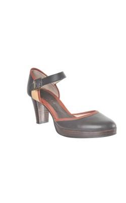 Pantofi piele naturala Invito, marime 40