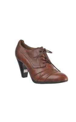 Pantofi piele naturala Janet D., marime 40