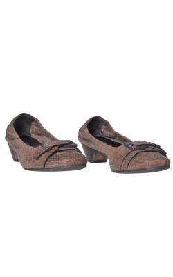 Pantofi piele naturala Kennel&Schmenger, marime 39
