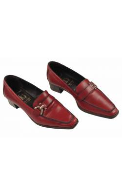 Pantofi piele naturala Luca Grossi, marime 34