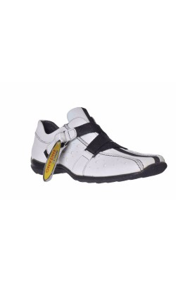 Pantofi piele naturala Mass, talpa cauciuc, marime 41