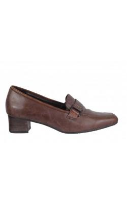 Pantofi piele naturala Medicus, marime 38
