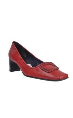 Pantofi piele naturala More&More, marime 39