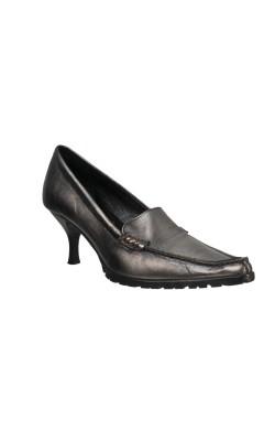 Pantofi piele naturala Pasito, marime 38