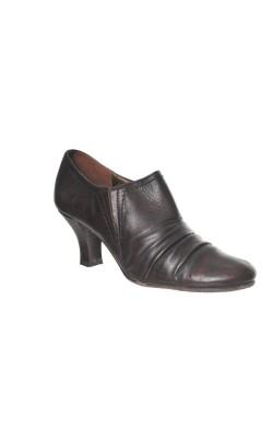 Pantofi piele naturala Roberto Santi, marime 37