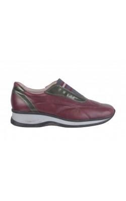 Pantofi piele naturala Salamander, marime 38