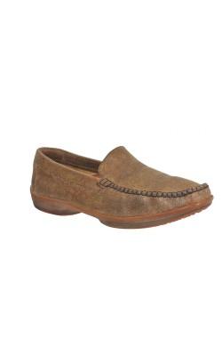 Pantofi piele naturala Sioux, marime 40