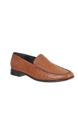 Pantofi piele naturala stantata Joy Harper, marime 35.5