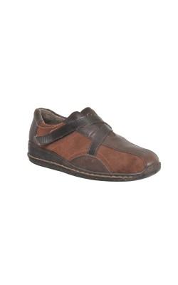 Pantofi piele Reflexan by Dr. Bach, marime 37.5