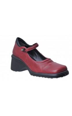 Pantofi din piele naturala Roberto Santi, marime 39