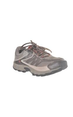 Pantofi piele si mesh Columbia Techlite, marime 31