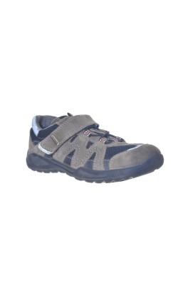 Pantofi piele si mesh Elefanten, marime 33