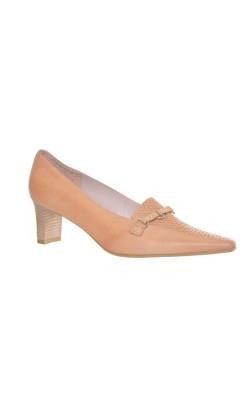 Pantofi piele Venturini, marime 37.5