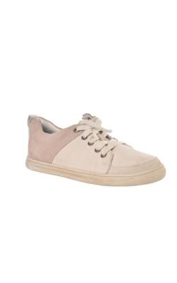 Pantofi piele Vertbaudet, marime 31