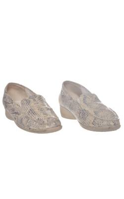 Pantofi piele Waldlaufer, marime 39, calapod foarte lat