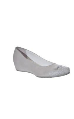 Pantofi platforma ascunsa Solo Soprani, marime 35