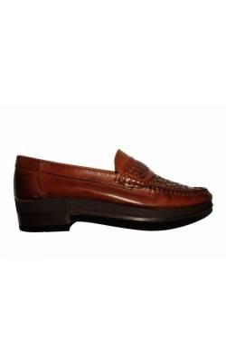 Pantofi Prado, integral piele, marime 45