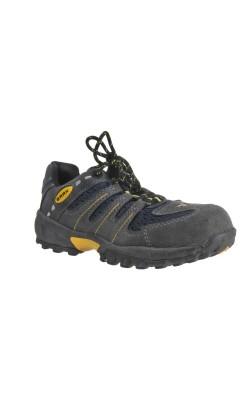 Pantofi protectie Baak S1, bombeu metalic, marime 37