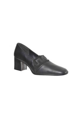 Pantofi Rialto&Stefano Agressione, piele, marime 37.5 calapod lat