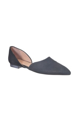 Pantofi Roberto Santi, piele, marime 39