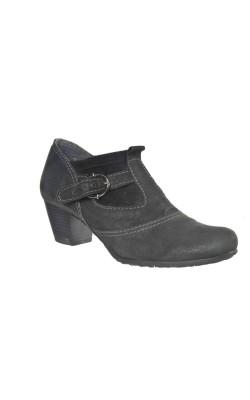 Pantofi Roberto Santi, piele naturala, marime 38