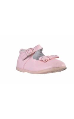 Pantofi roz Bubble Bubble, interior piele, marime 22