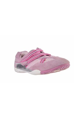 Pantofi roz Kiddy Riga, marime 30