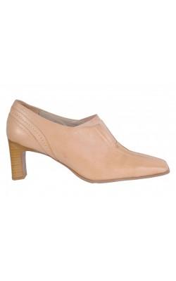 Pantofi Sanita, Sanilet, piele, marime 37