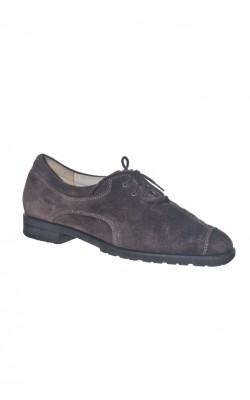 Pantofi Schneider, piele intoarsa, marime 39