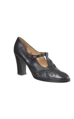 Pantofi Servas, piele naturala, marime 39