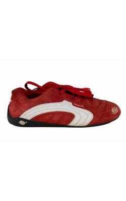 Pantofi sport din piele intoarsa Dockers, marime 36