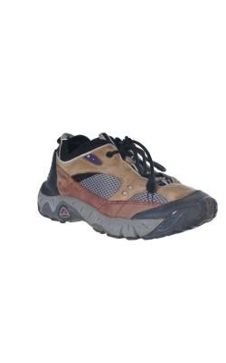 Pantofi sport Ecco, piele si mesh, marime 40