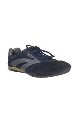Pantofi sport piele intoarsa Cube, marime 37