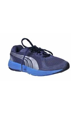 Pantofi sport Puma, culoare mov, marime 34