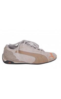Pantofi sport Puma, piele intoarsa, marime 37