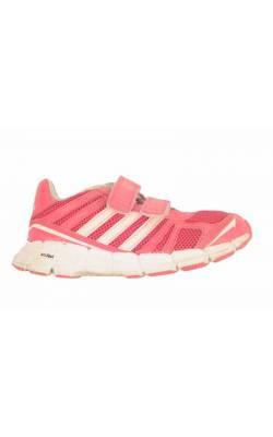 Pantofi sport roz Adidas, marime 28