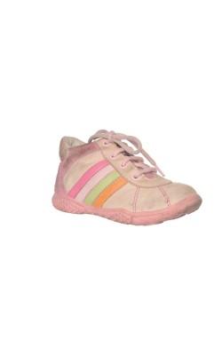 Pantofi sport Tapsy, piele naturala, marime 22