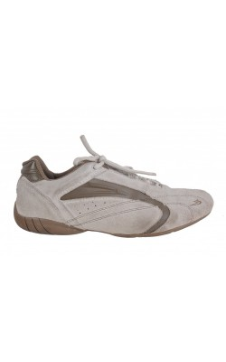 Pantofi sport U&Me, piele intoarsa, marime 37