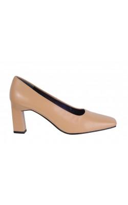 Pantofi SRO, piele, marime 37.5