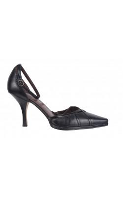 Pantofi Tahari, piele naturala, marime 38.5